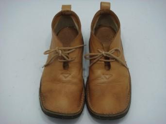 SAYA サヤ シューズ 靴 擦れ 傷 黒ずみ 修理