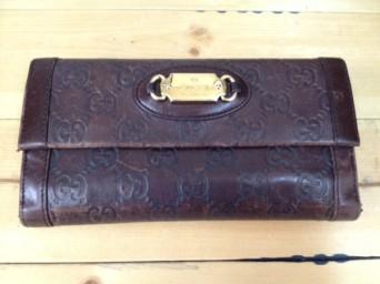 【福岡店】GUCCI グッチのお財布をメンテナンス修理しました!