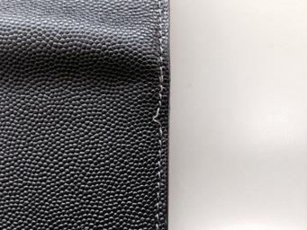 【cartier】カルティエ 財布 縫製とコバの修理