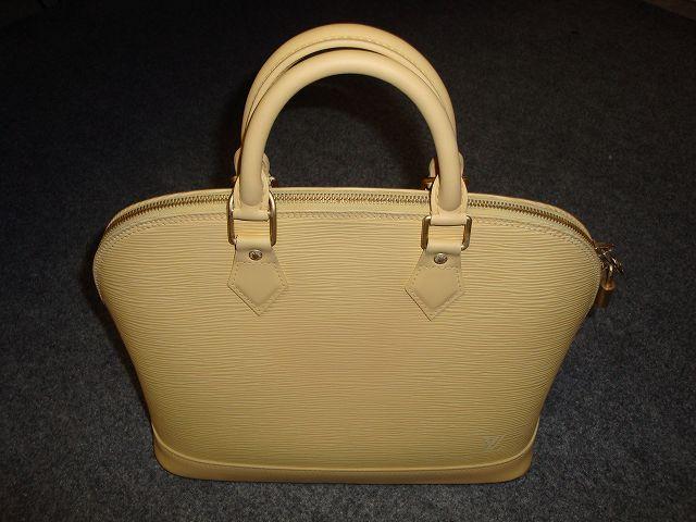 Louis Vuitton(ルイ・ヴィトン)の持ち手のべたつき補修